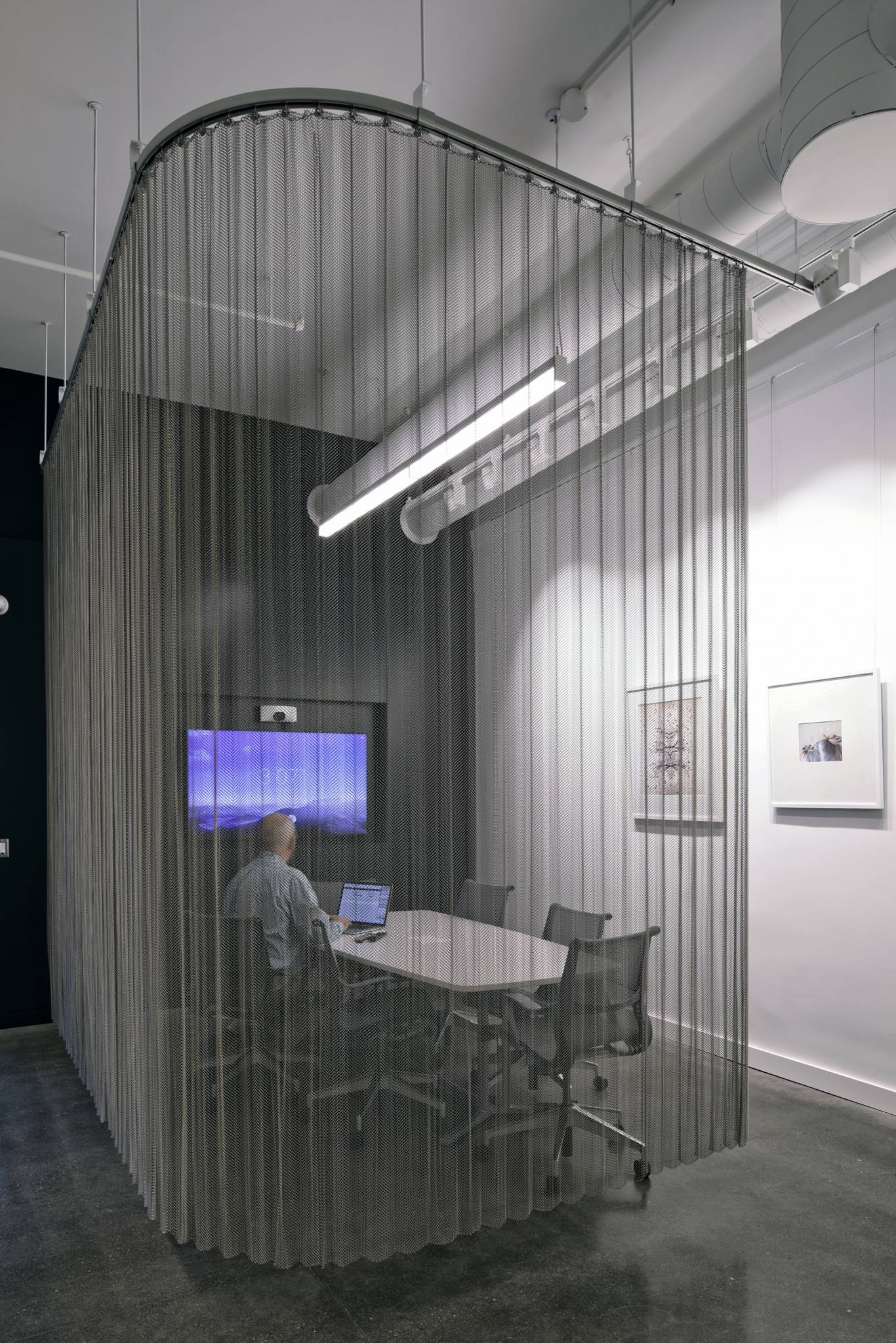 Contemporary Office Interiors Canon Designs Martin Group
