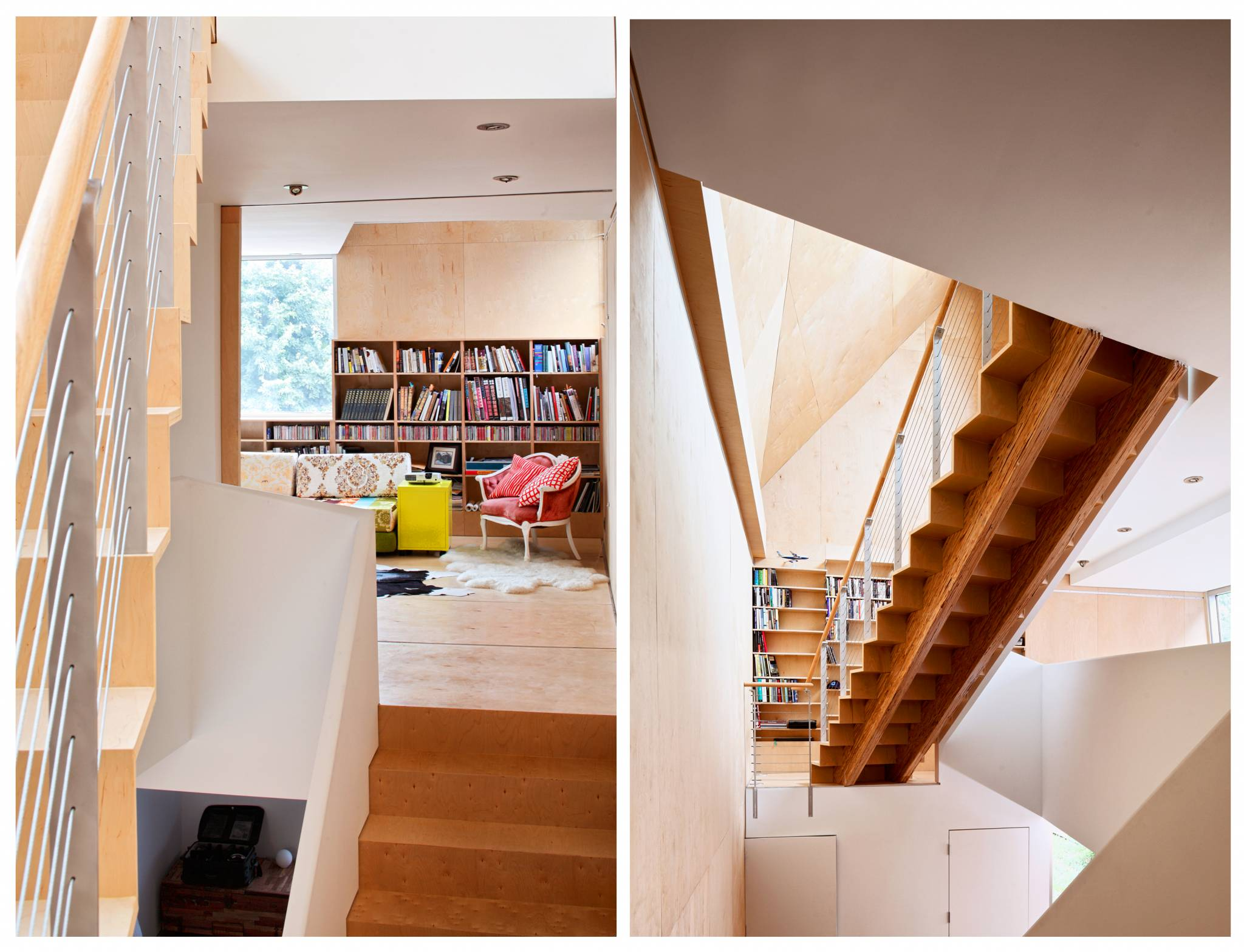 architectural photography adam sokal bird house interiors