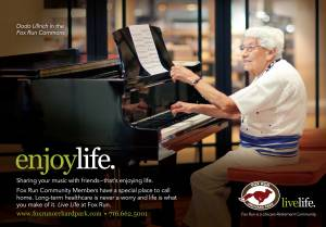 Foxrun senior independent living