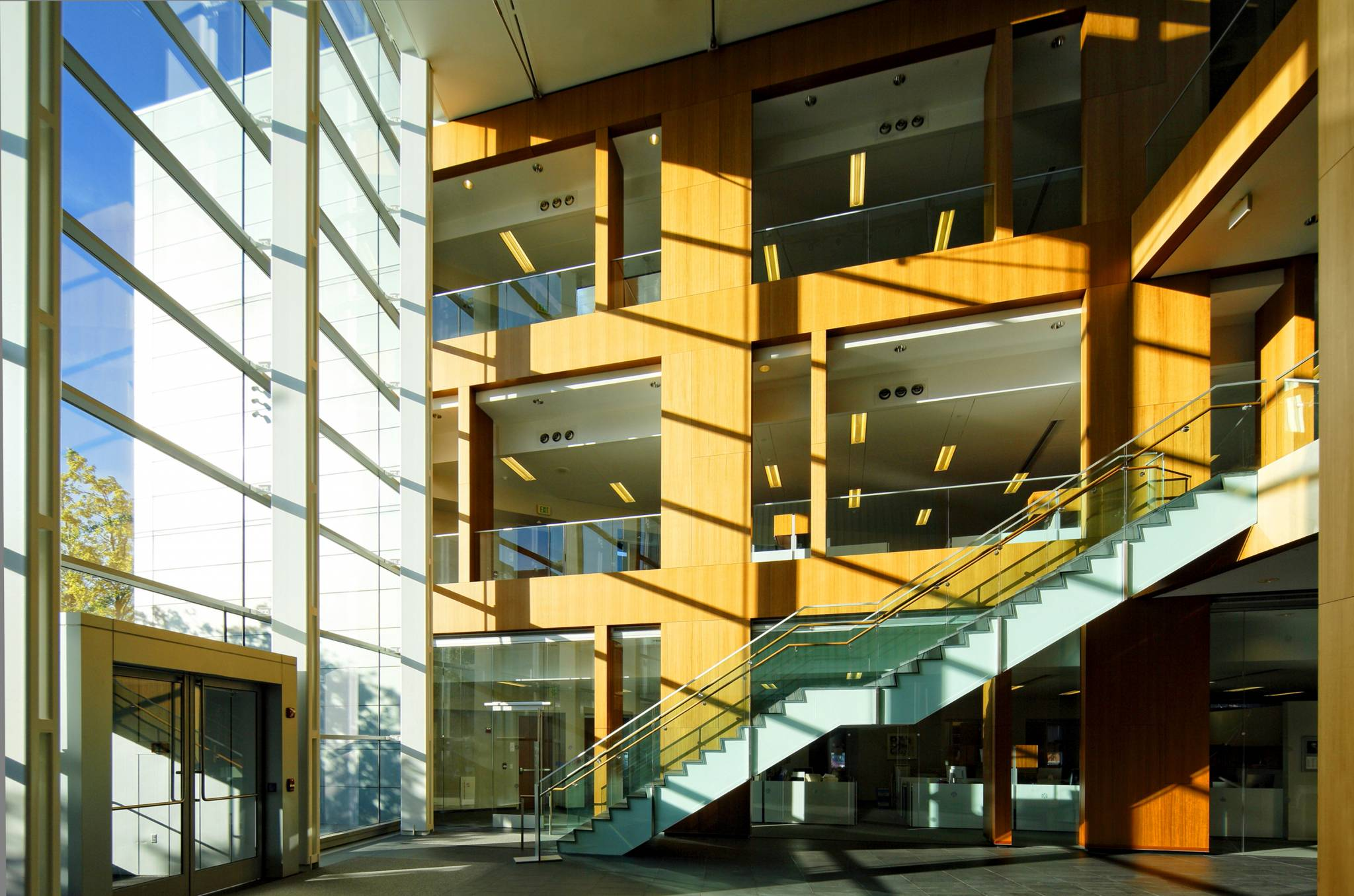 Architectural Photography...Hauptman Woodward Medical Research Institute