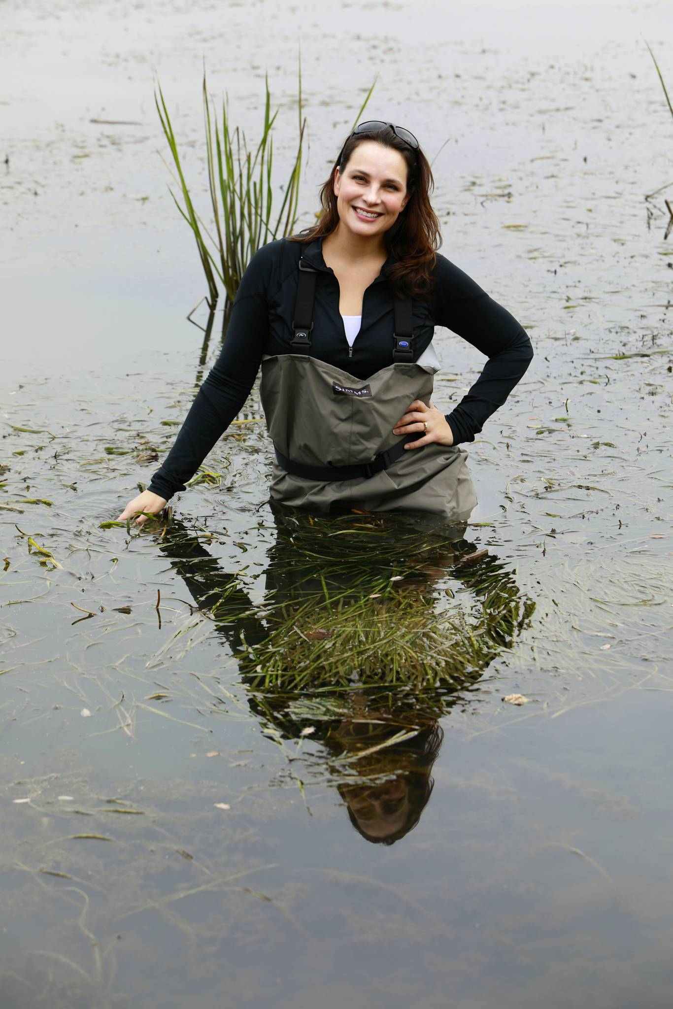 Environmental portraits.  WNY portrait photography. Water conservation.  real people...real stories