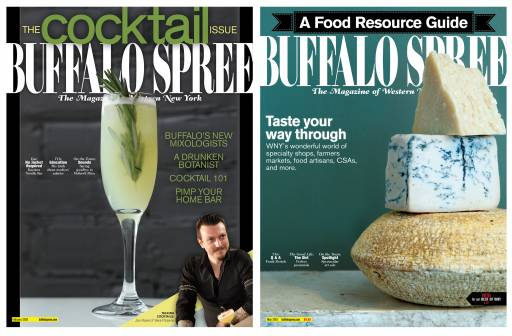 food resource guide cheese  cocktail issue buffalo spree