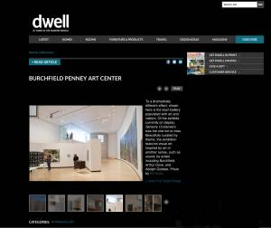 architectural photography dwell magazine burchfield penney
